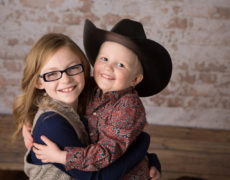 Little Cowpokes – Child Photography